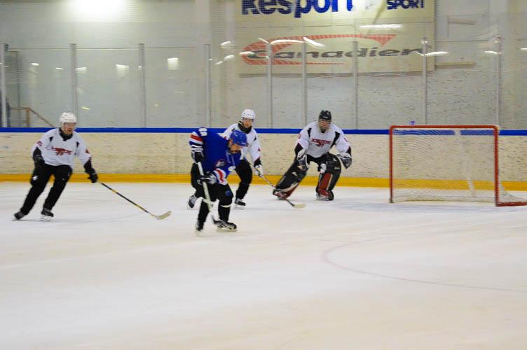 III-divisioona finaali Bewe Hä - Kaukis-87 2017-12