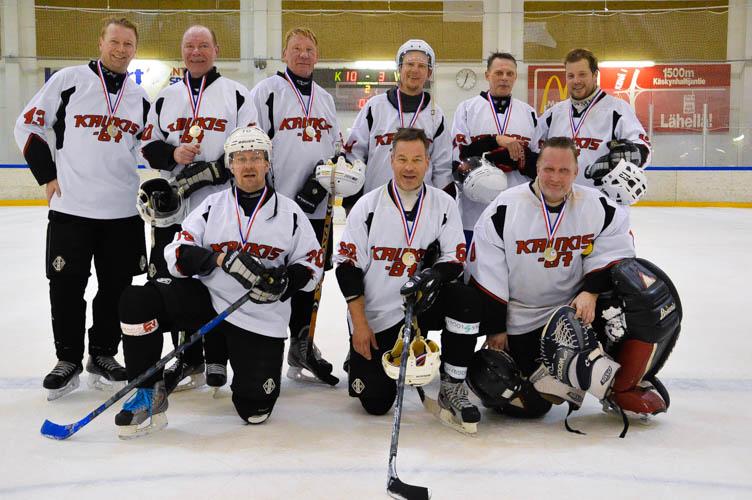 III-divisioona finaali Bewe Hä - Kaukis-87 2017-23